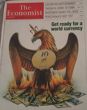 The Economist - Get ready for a world currency